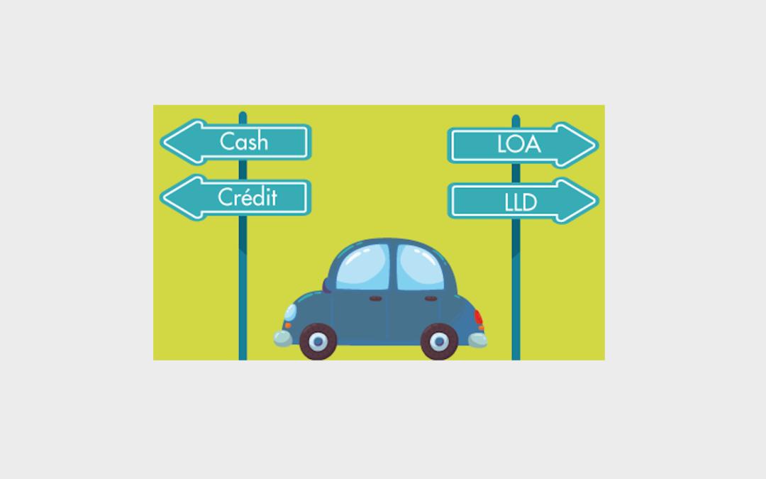 Vous préférez l'Achat ou la Location Longue Durée ?