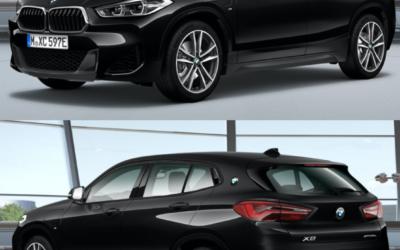 LLD BMW X2 25e M Sport à 579€/mois