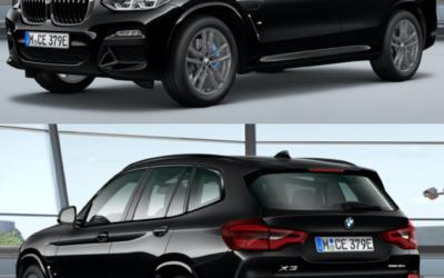 LLD BMW X3 30e M Sport à 789€/mois