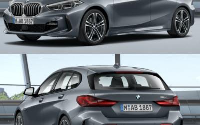 LLD BMW 118D M Sport à 459€/mois