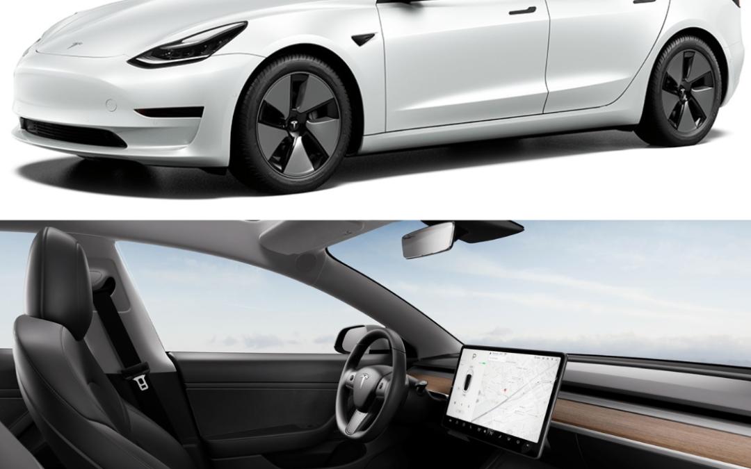 LLD Tesla Model 3 à 499€/mois