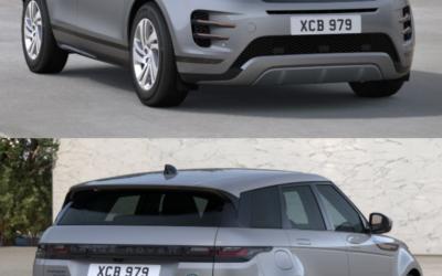 LLD Range Rover Evoque P300e à 779€/mois