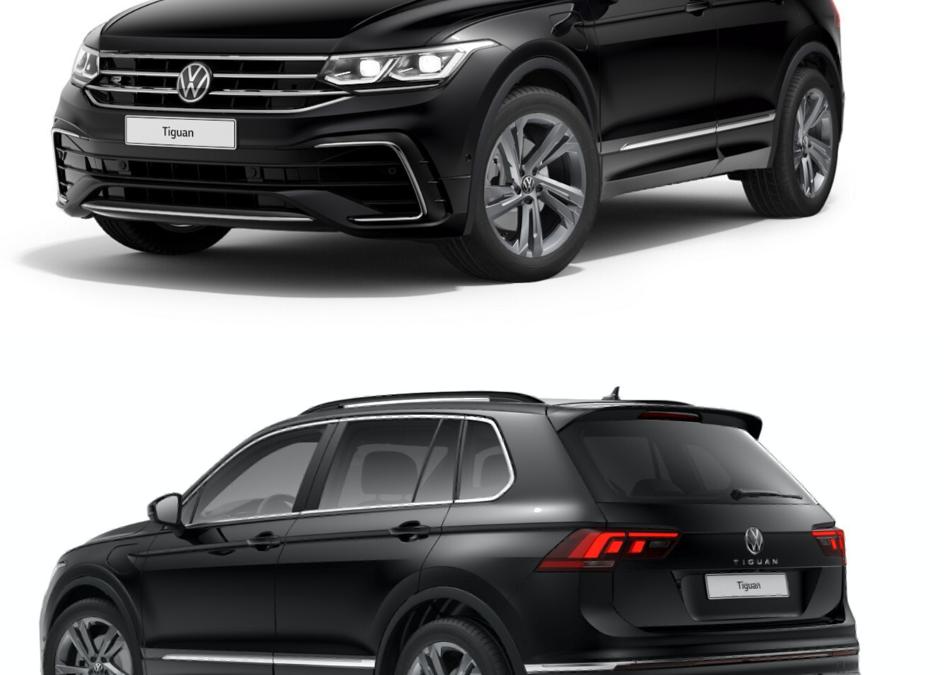 LLD VW Tiguan R-Line Hybride à 465€/mois
